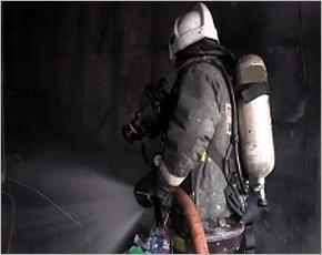 МЧС сообщает: в пожаре в Брасовском районе погиб один человек