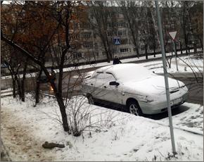 Прогноз погоды на 14 февраля: снежно, порывистый ветер, днём до +2°С