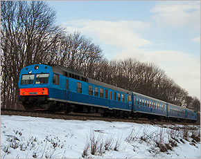 С 16 января изменяется расписание нескольких брянских пригородных поездов