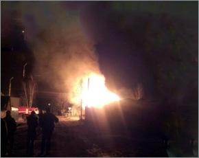 МЧС сообщает: жилые дома в понедельник горели в Стародубском районе и Сураже