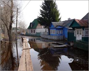 Подготовка к паводку в Брянске: населению велено очистить выгребные ямы и туалеты