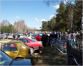Брянск и Саратов празднуют Радуницу выходным днём — как в Белоруссии