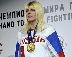 Брянская спортсменка стала двукратной чемпионкой мира по рукопашному бою
