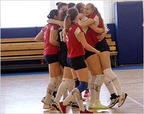 Волейбольный «Брянск» занял итоговое девятое место в Высшей лиге Б