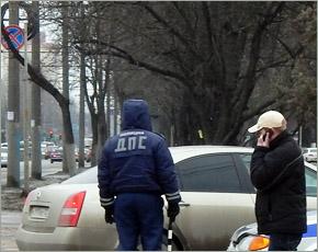 В пятницу в двух районах Брянска — сплошные проверки на дорогах