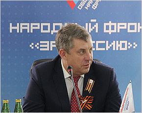 Брянский губернатор согласился с предложением ОНФ организовать в регионе ТОРы