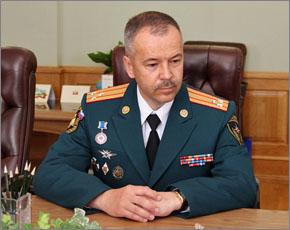 Вадим Уваркин официально стал начальником ГУ МЧС по Брянской области без «и.о.»
