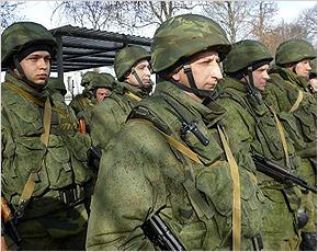 Резервистам будут платить 22% от оклада по их воинской должности круглогодично