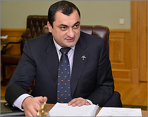 Экс-гендиректору брянского аэропорта Имеде Рохвадзе ужесточена статья обвинения