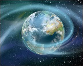 Прогноз геомагнитной обстановки на 19 апреля