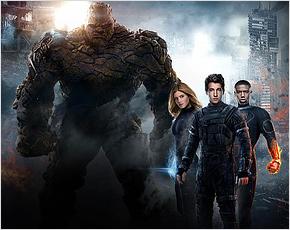 «Фантастическая четвёрка» стала лидером российского кинопроката