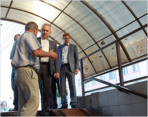 Подземные переходы не понравились впервые увидевшему их брянскому градоначальнику