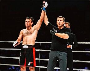 Брянский боец победил на турнире MMA TECH-KREP FC (ВИДЕО)