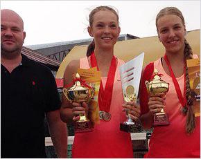 Влада Коваль выиграла турнир ITF Вishkek Sunrise Open