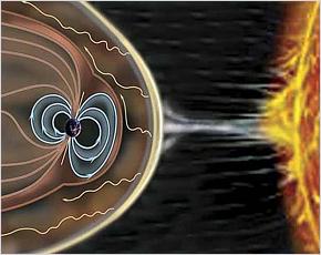 Прогноз геомагнитной обстановки на 7 сентября