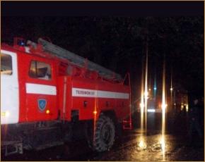 МЧС сообщает: в среду в регионе горели два сарая, погреб и подвал