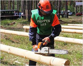 В Навлинском районе пройдет чемпионат «Лесоруб-2015»