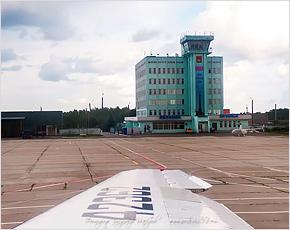 Брянский аэропорт за год нарастил пассажиропоток в шесть раз