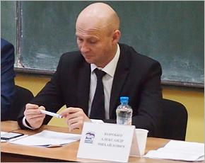 В Кремле Александра Коробко учили достижению 70% явки на президентских выборах