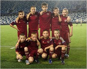 В Негинском детском доме воспитанникам находят семьи благодаря футболу