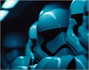 Седьмой эпизод «Звездных войн» остался лидером проката России