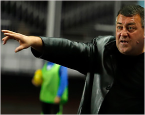 Главный тренер брянского «Динамо» отправлен в отставку за поражения