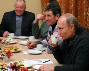 Владимир Путин пообещал, что 2017 год будет лучше 2016-го