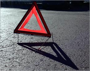 Аварийная среда: в Брянске — только одно ДТП с пострадавшим