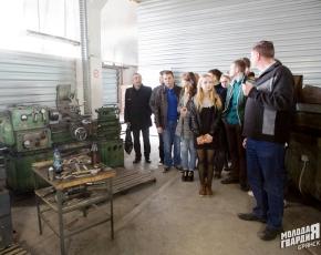 «Выставка профессий» стала центром Мальцовского форума в Дятьково