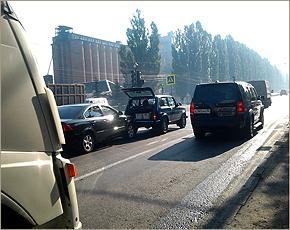 Прокуратура потребовала для Московского проспекта ремонта и светофоров