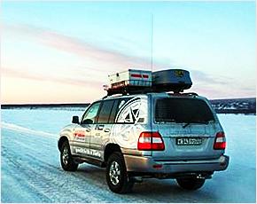 В Брянск вернулся автоэкстремал, покоривший «Полюс Холода»