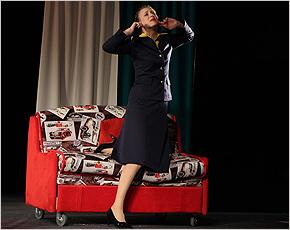 В Брянском драмтеатре премьера — спектакль из Книги рекордов Гиннесса