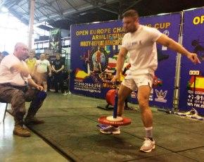 Брянский спортсмен стал победителем Europe Champions Cup
