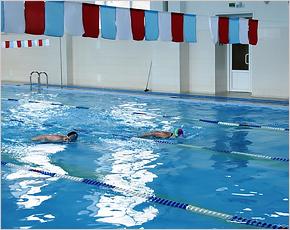 В «Брянскэнерго» прошли корпоративные соревнования по плаванию