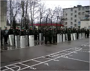 В Брянске будет дислоцироваться одна из частей создаваемой Национальной гвардии