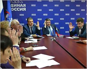 Среди участников праймериз «Единой России» — первая потеря. И шесть приобретений