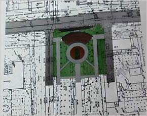 В Фокинском районе в честь юбилея появится новый Вечный огонь и ИСУ-152 на постаменте