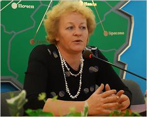 Светлана Калинина подала документы для участия в праймериз «ЕР»