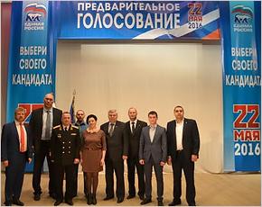Участники брянских праймериз «ЕР» пошли на встречи с народом