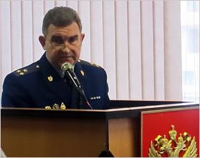 Кадровая чистка брянской прокуратуры: на пенсию отправляется прокурор города Брянска