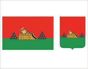В Брянске официально опубликована городская символика — герб и флаг