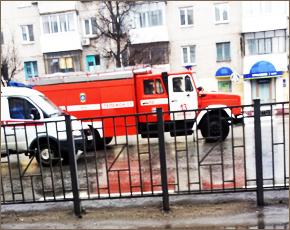 МЧС: в Брянске и Брянском районе — по два пожара за день