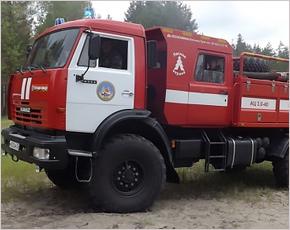 Готовность к пожароопасному сезону в Брянской области: 1100 пожарных на 1200 тыс. гектаров леса