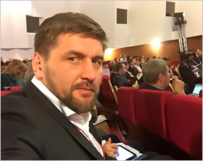 Виталий Минаков стартует в дебатах на праймериз 3 апреля