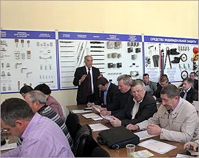 В «Брянскэнерго» проведён очередной День охраны труда
