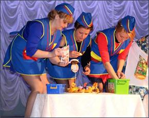 Детсадовские повара Фокинки сразились в конкурсе профмастерства (ФОТО)