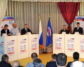 В Брянской области в стахановском ритме стартовали дебаты на праймериз «ЕР»