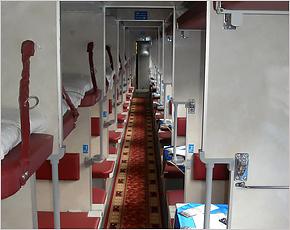 В РЖД сделали верхнее боковое место у туалета в поездах на 30% дешевле