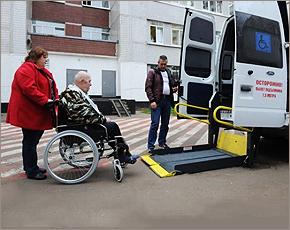 Число поездок на социальном такси в Брянске превысило 400 за квартал