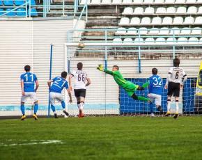 Брянское «Динамо» проиграло пятый матч подряд
